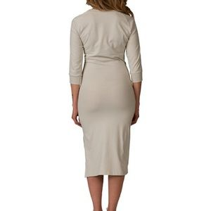 d38a047df2 adidas Dresses - adidas • 3 striped midi dress